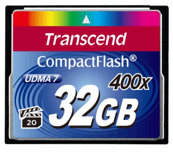 TS32GCF400 32GB