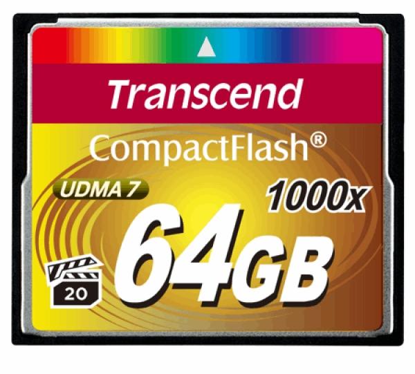 TS64GCF1000 64GB