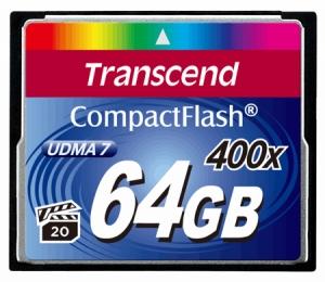 TranscendTS64GCF400 64GB