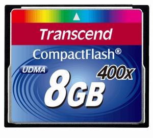 TranscendTS8GCF400 8GB