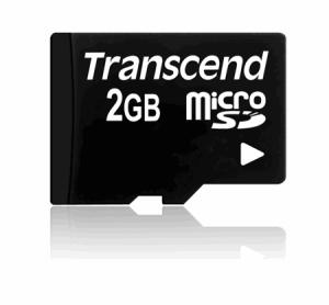 TranscendTS2GUSDC SD( 2GB