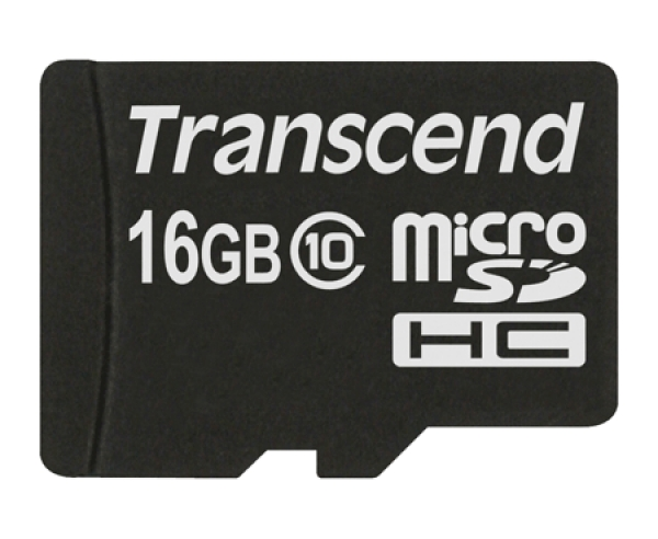 TS16GUSDC10 micro SDHC10 16GB