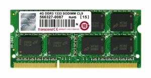 Transcend4GB SO-DIMM DDR3