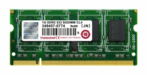 Transcend1GB SO-DIMM DDR2