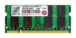 Transcend2GB SO-DIMM DDR2