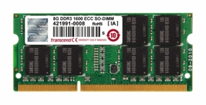 Transcend 8GB SO-DIMM DDR3