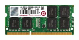 Transcend 4GB SO-DIMM DDR3