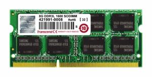 Transcend8GB SO-DIMM DDR3L