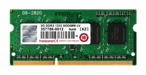 Transcend2GB SO-DIMM DDR3L