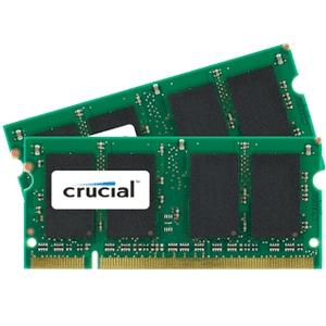 Crucial4GB SODIMM DDR2 667 MHz