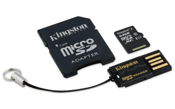 MBLY10G2/64GB microSDXC 64GB class 10
