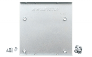 Kingston SNABR2/35, 2.5 to 3.5in Brackets and Screws (Note: Must order w/Kingston...