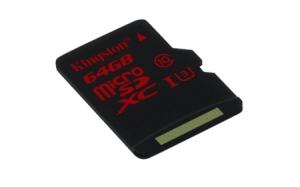 KingstonSDCA3/64GBSP microSDXC 64GB class 3