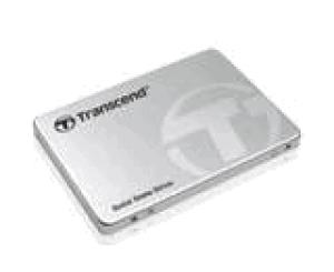 TranscendTS64GSSD370S, 64GB, 2.5-inch SSD370, SATA3, MLC, Aluminum case