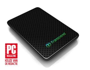 TranscendTS512GESD400K, 512GB, external SSD, USB3.0, MLC