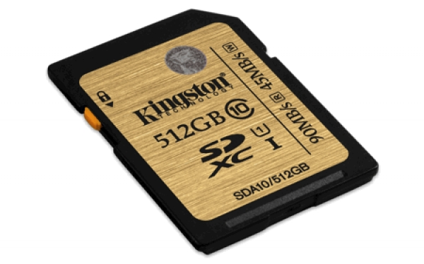 SDA10/512GB SDXC 512GB Class 10