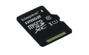KingstonSDC10G2/128GBSP microSDXC 128GB