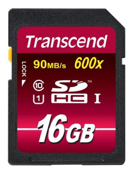 TS16GSDHC10U1 SDHC 16GB Class10