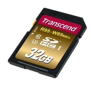 TranscendTS32GSDU3X SDHC 32GB