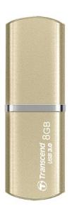 TranscendTS8GJF820G, 8GB, JF820, USB3.0, Gold