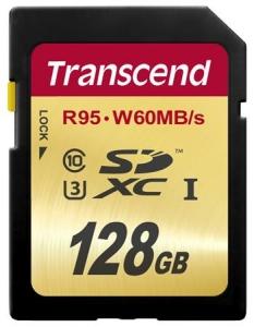 TranscendTS128GSDU3 SDXC 128GB