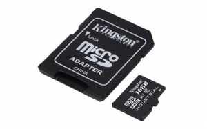 Kingston SDCIT/16GB microSDHC 16GB Class 10