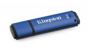 KingstonDTVP30DM/4GB, 4GB USB 3.0 DTVP30 256bit AES FIPS 197 (Management Ready)