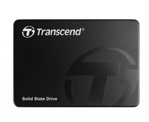 TranscendTS64GSSD340K, 64GB, 2.5 SSD340, SATA3, MLC, Alum