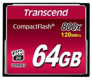 TranscendTS64GCF800 64GB