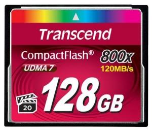 TranscendTS128GCF800 128GB