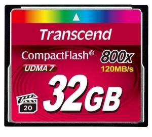TranscendTS32GCF800 32GB