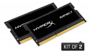 Kingston HyperX16GB SODIMM DDR3L 1600 MHz