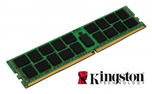 Kingston KTD-PE424D8/16G, 16GB DDR4-2400MHz Reg ECC Dual Rank Module for Dell,...