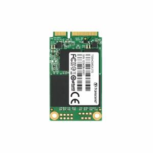 TranscendTS64GMSA370, 64GB, mSATA SSD, SATA3, MLC