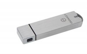 KingstonIKS1000E/64GB, 64GB IronKey Enterprise S1000 Encrypted USB 3.0 FIPS...