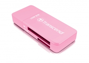 TranscendTSRDF5R, USB3.0 SD/microSD Card Reader