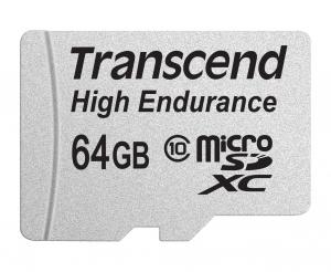 TranscendTS64GUSDXC10V 64GB Class 10