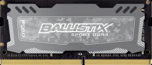 Crucial Ballistix4GB SODIMM DDR4