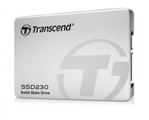 TranscendTS256GSSD230S, 256GB, 2.5-Inch SSD230S, SATA3, 3D TLC,