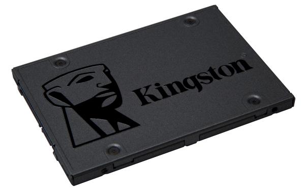 SA400S37/120G, 120GB A400 SATA3 2.5 SSD (7mm height)