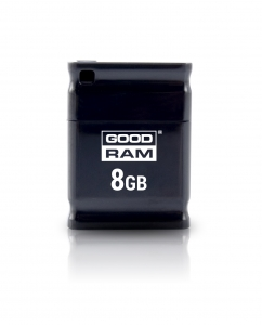 GoodRam UPI2-0080K0R11, 8GB UPI2 BLACK USB 2.0