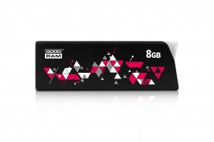 GoodRamUCL3-0080K0R11, 8GB UCL3 BLACK USB 3.0