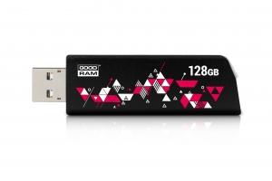 GoodRamUCL3-1280K0R11, 128GB UCL3 BLACK USB 3.0