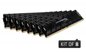 Kingston HyperX 128GB DIMM DDR4 3000 MHz