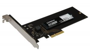 KingstonSKC1000H/240G, 240GB, KC1000 PCIe Gen3 x 4, NVMe, (HHHL)