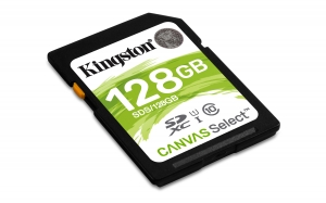 Kingston SDS/128GB SDXC 128GB