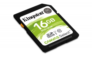 Kingston SDS/16GB SDHC 16GB