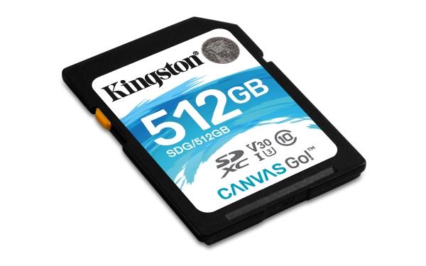 SDG/512GB SDXC 512GB