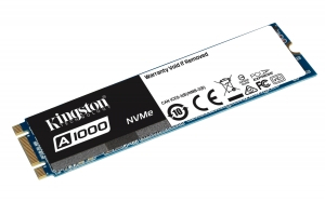 Kingston SA1000M8/480G, 480G SSDNOW A1000 M.2 2280 NVMe