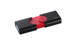 KingstonDT106/32GB, 32GB USB 3.0 DataTraveler 106 (100MB/s read).Zolang de...